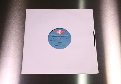 Inner LP Sleeves - Premium White Paper with Soft Poly Lining / Pack of 50